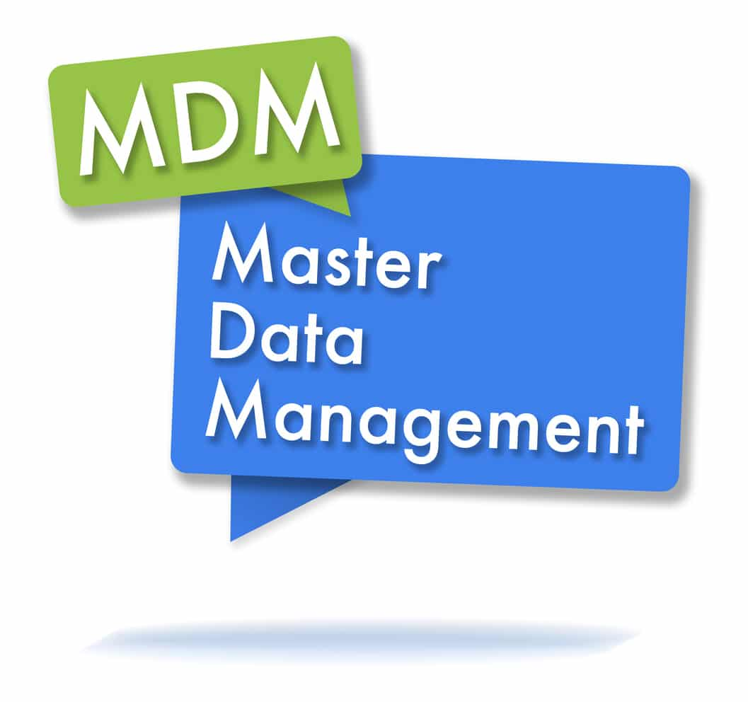 Master Data Management can mean different things to different businesses.