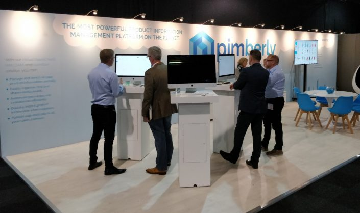 Pimberly Stand at eCommerce Show North 2017
