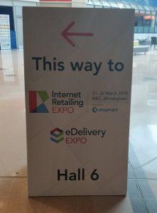 Internet retailing NEC 2018