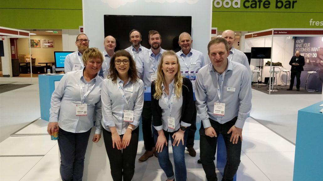 Pimberly team Internet retailing expo 2018
