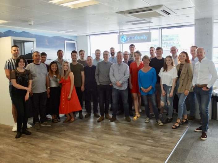 Pimberly Team Photo July 2019