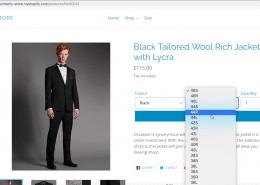 Screenshot Creating an eCommerce Store in Pimberly