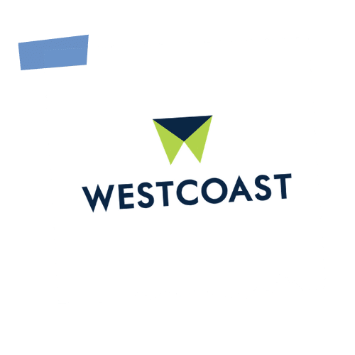 West Coast Case Study Sticker