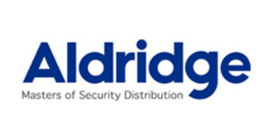 Aldridge Masters of Security Distribution logo