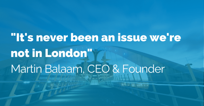 never-been-an-issue-we're-not-in-london