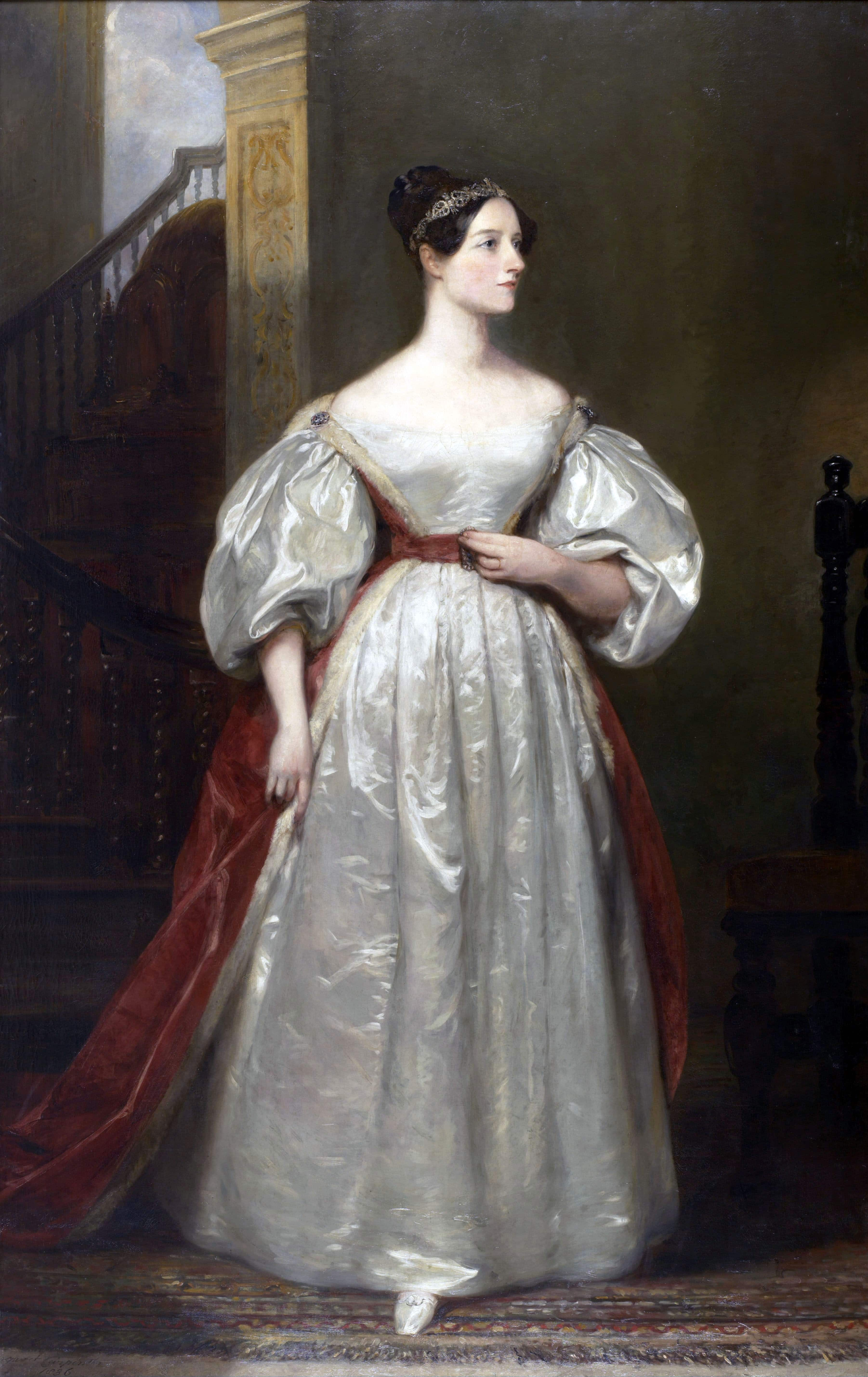 Ada Lovelace was renowned for her intellect and interest in technology.