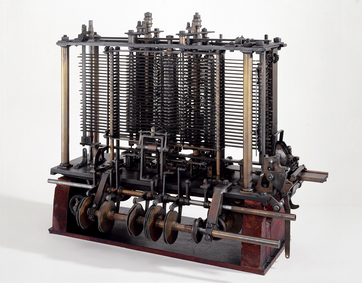 Lovelace's notes identified The Analytical Engine as the world's first general purpose computer.