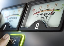 Increasing eCommerce conversion rate helps businesses increase sales.