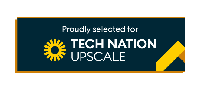 Proudly selected for Tech Nation Upscale