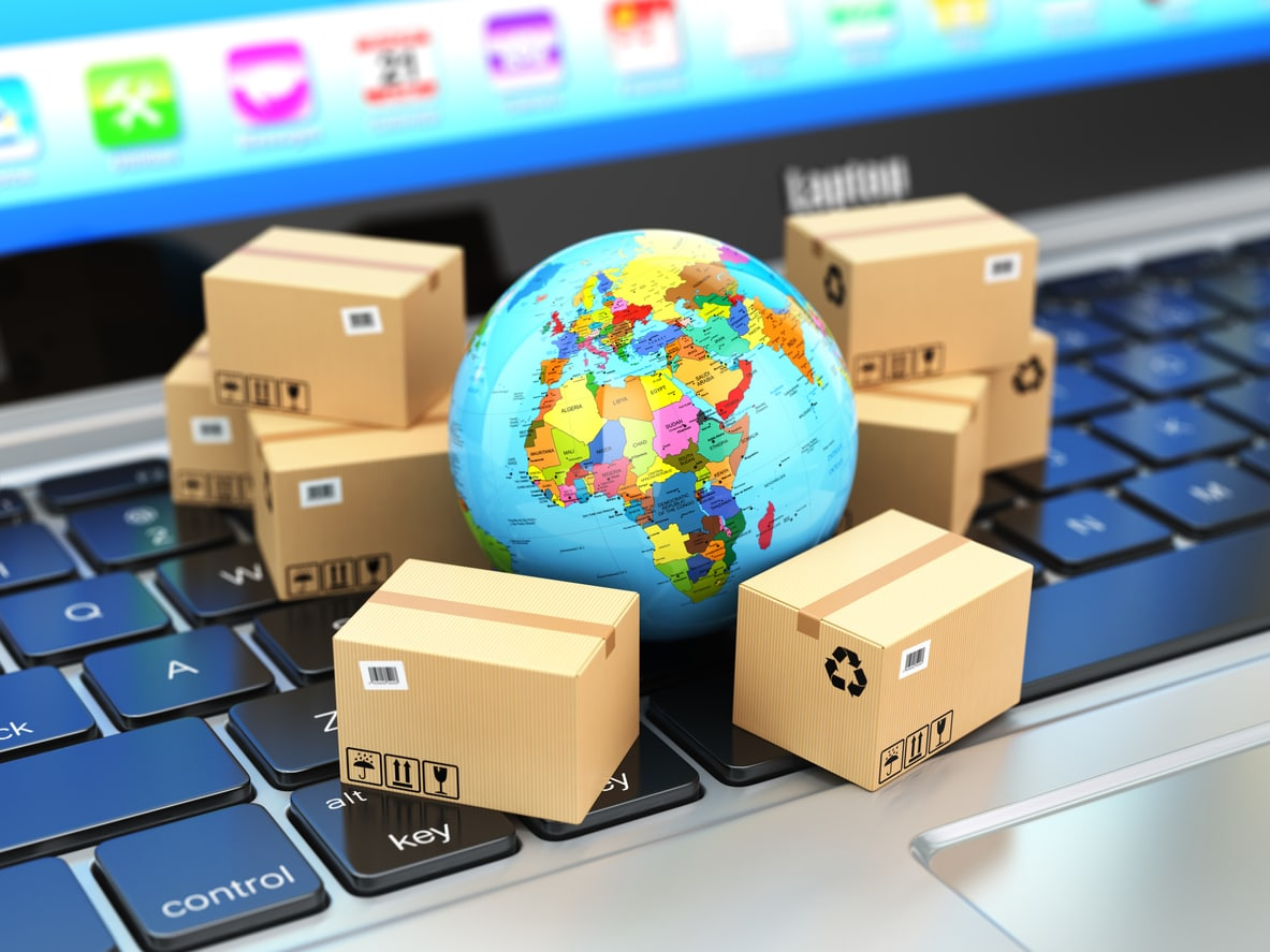 Selling products around the world will lead to increased brand awareness and higher revenue.