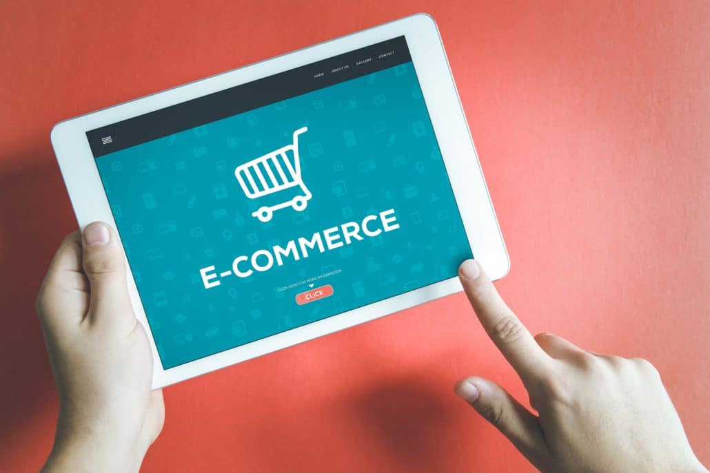 More and more people are shopping online through eCommerce stores.