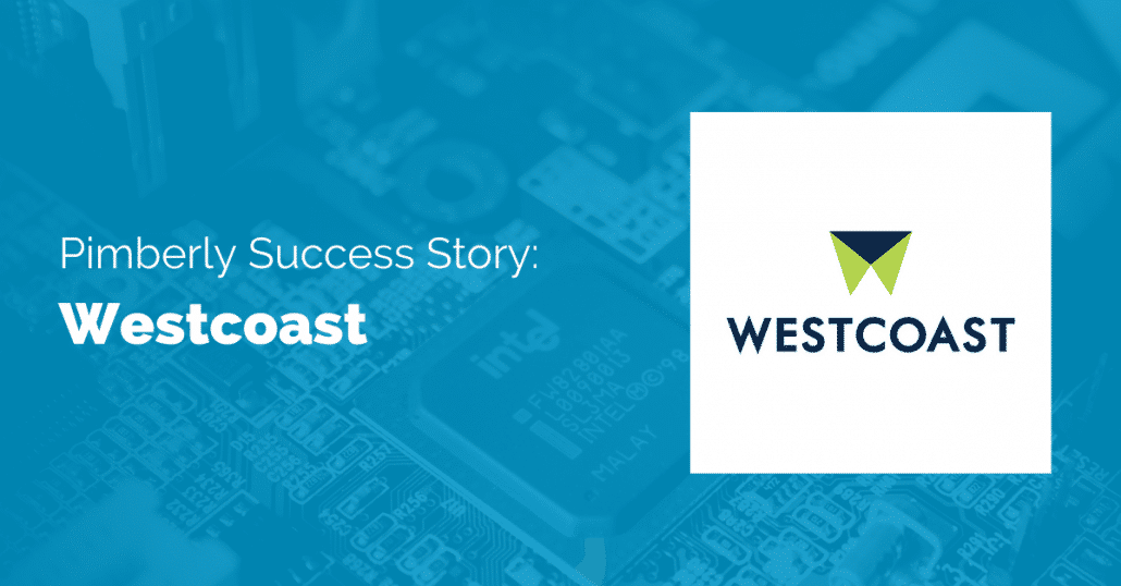 Pimberly Success Story: Westcoast
