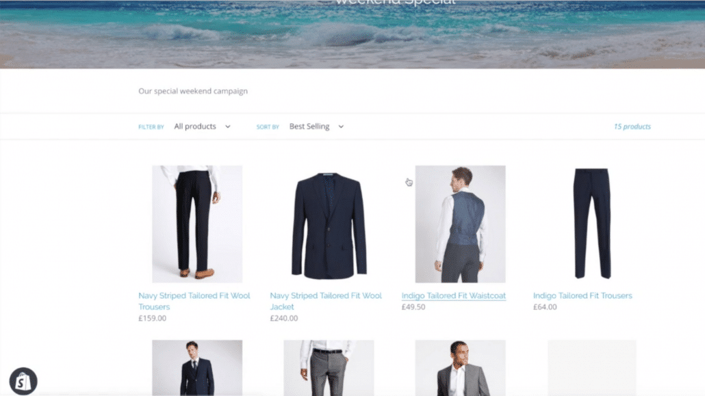 Pimberly Features _ Shopify Collections