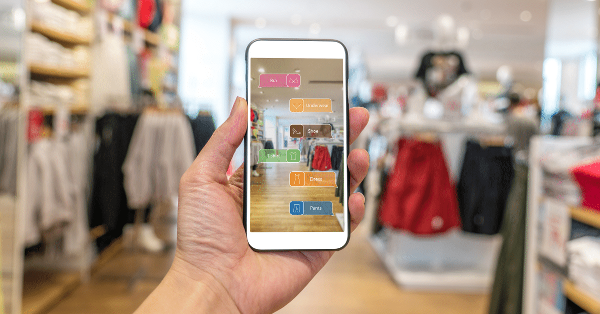 Augmented & Extended reality create immersive customer experiences