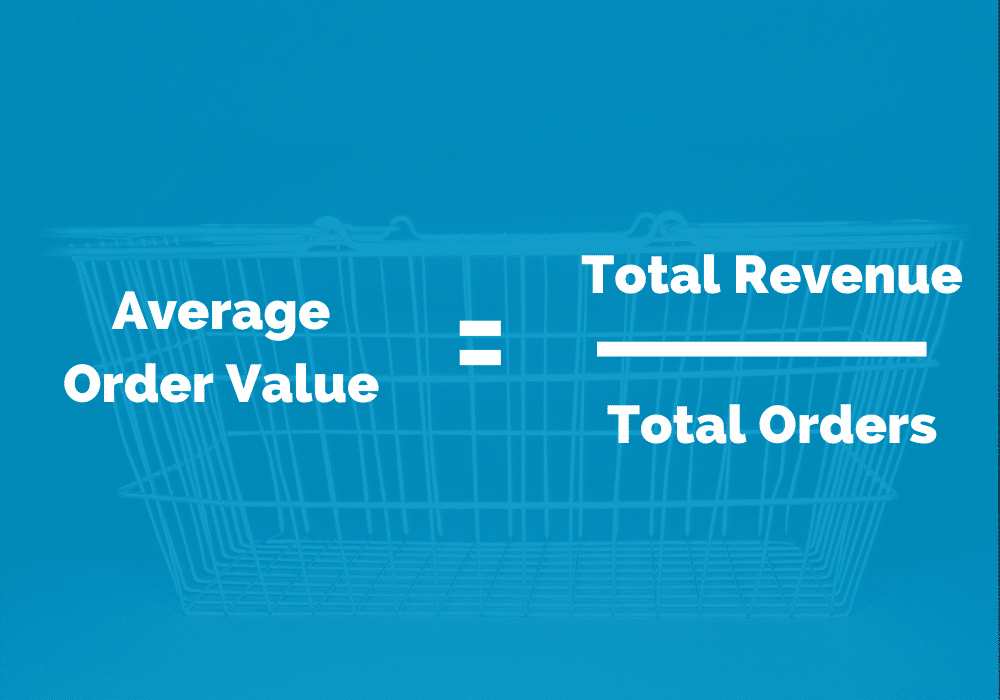 How to calculate Average Order Value