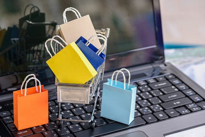 ecommerce allows you to easily expand product range
