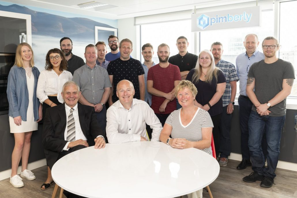 Pimberly Team celebrates investment from Northern Powerhouse Investment Fund
