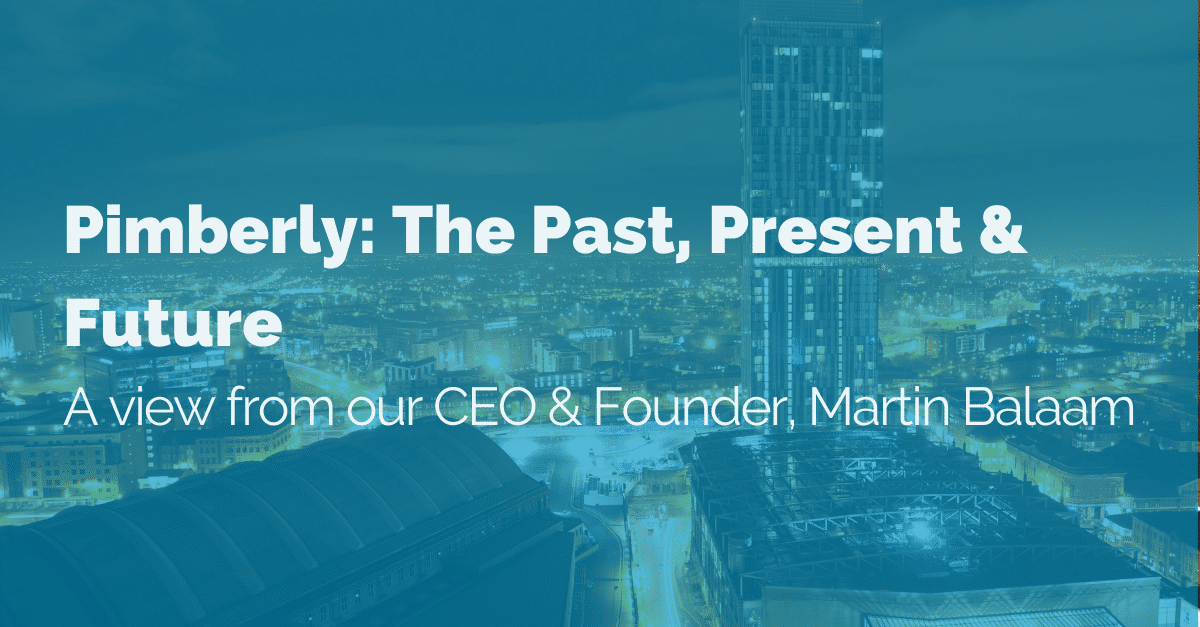 Pimberly-in-the-past-present-and-future, CEO, Martin Balaam