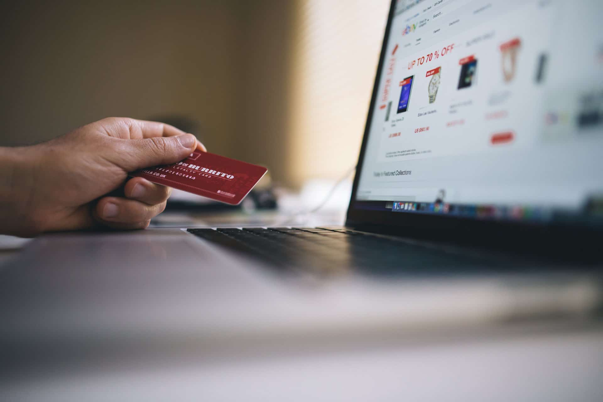 ecommerce purchase products online