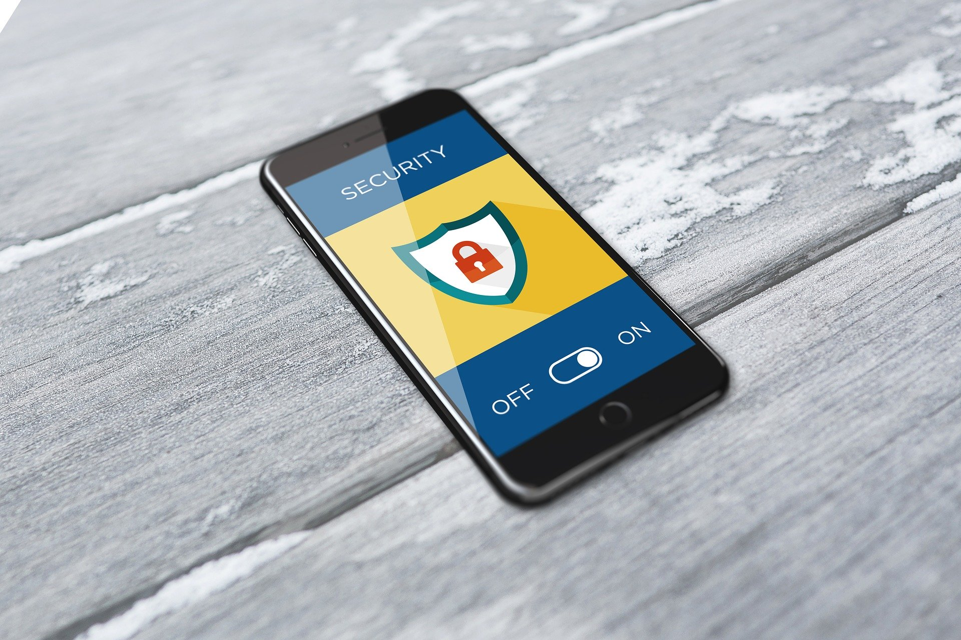 The cloud offers excellent security no matter what device you're accessing data from.