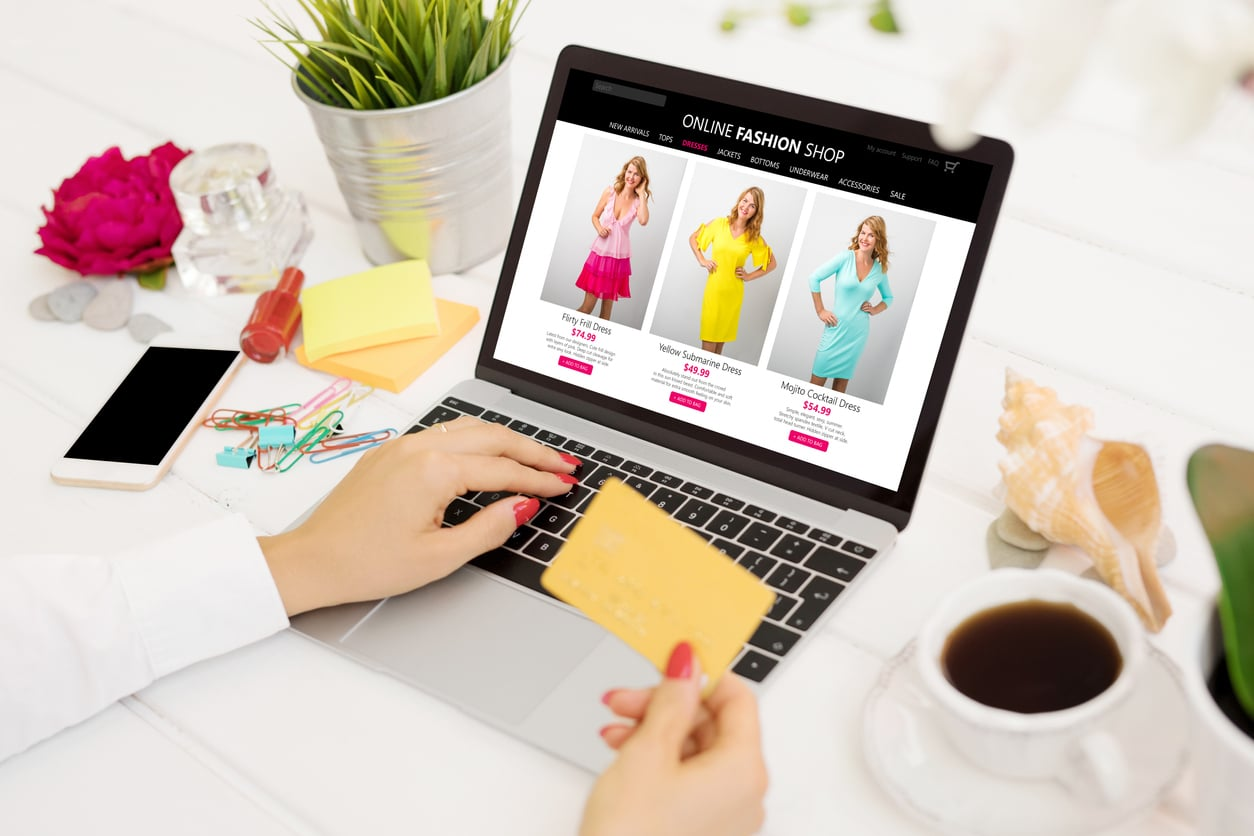 High-quality product images are crucial for increasing conversions in an eCommerce store.
